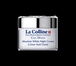 LA COLLINE - Absolute White Night Cream 30 ML- Leke Tedavisi İçin Gece Bakımı