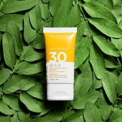 Clarins Suncare Face Gel SPF30 50ML - Yüz İçin Güneş Koruyucu - Thumbnail