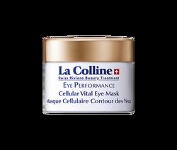 LA COLLINE - Cellular Vital Eye Mask 30 ML - Canlandırıcı Göz Maskesi