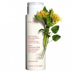 CLARINS - Clarins Velvet Cleansing Milk - Clarins Temizleme Sütü 200 ml