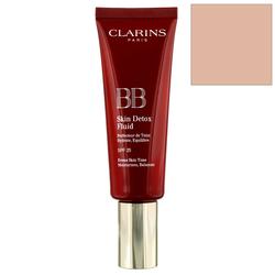 CLARINS - Clarins BB Skin Detox Fluid 02 BB Krem 45 ML