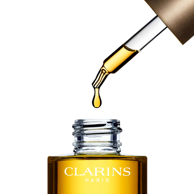 Clarins Blue Orchid Face Treatment Oil Yüz Bakım Yağı 30 ML