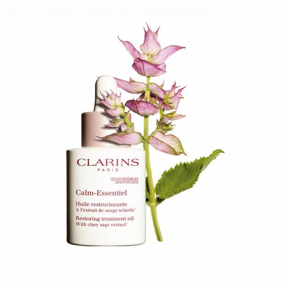 Clarins Calm-Essentiel Rejuvenating Treatment Oil 30 ml Rahatlatıcı Gençlik Yağı