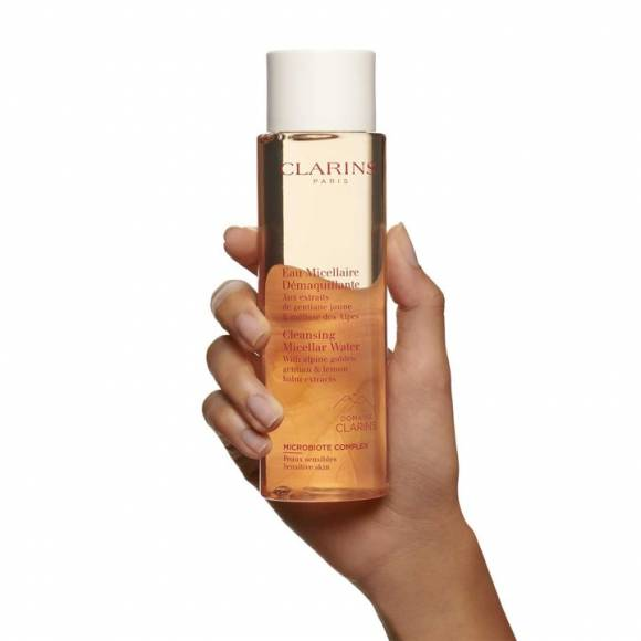 Clarins Cleansing Micellar Water - Clarins Micellar Temizleme Suyu 200 ml 200Ml
