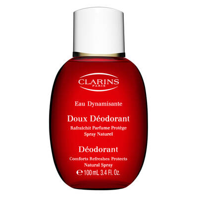Clarins Eau Dynamisante Gentle Deodorant 100 ML