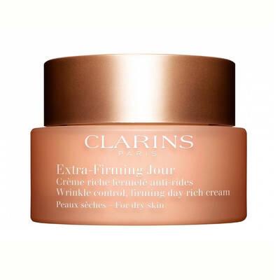 Clarins Extra Firming Day Cream Dry Skin Kuru Ciltler için Sıkılaştırıcı Gündüz Kremi 50 ML