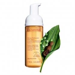 CLARINS - Clarins Gentle Renewing Cleansing Mousse 150 ml - Tüm cilt tipleri için Köpük Temizleyici