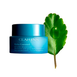 CLARINS - Clarins Hydra Essentiel Cooling Gel Normal To Combination Skin NeMLendirici Soğutucu Jel Krem 50 ML