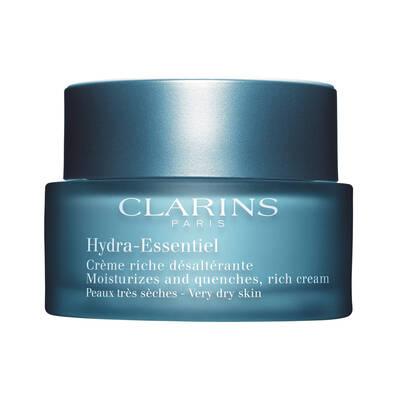 Clarins Hydra Essentiel Rich Cream Very Dry Skin Kuru Ciltler için Zengin NeMLendirici 50 ML