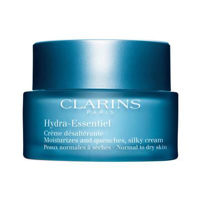 Clarins Hydra Essentiel Silky Cream Normal To Dry Skin Nemlendirici Gündüz Kremi 50 ML