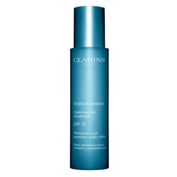 CLARINS - Clarins Hydra Essentiel Spf 15 Milky Lotion Normal To Combination Skin NeMLendirici Losyon 50 ML