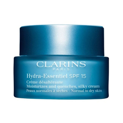 CLARINS - Clarins Hydra Essentiel Spf 15 Normal To Dry Skin NeMLendirici Krem 50 ML