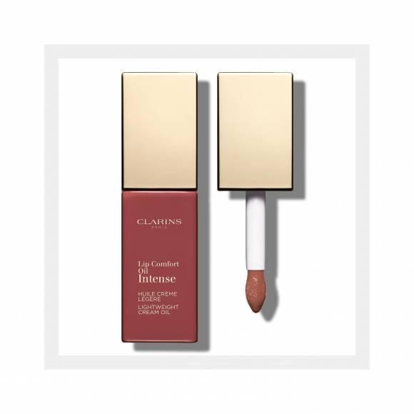 Clarins Lip Comfort Oil Intense 01 Nude Yoğun Dudak Yağı