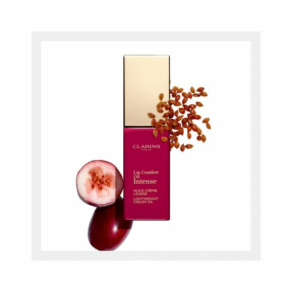 Clarins Lip Comfort Oil Intense 06 Fuchsia Yoğun Dudak Yağı