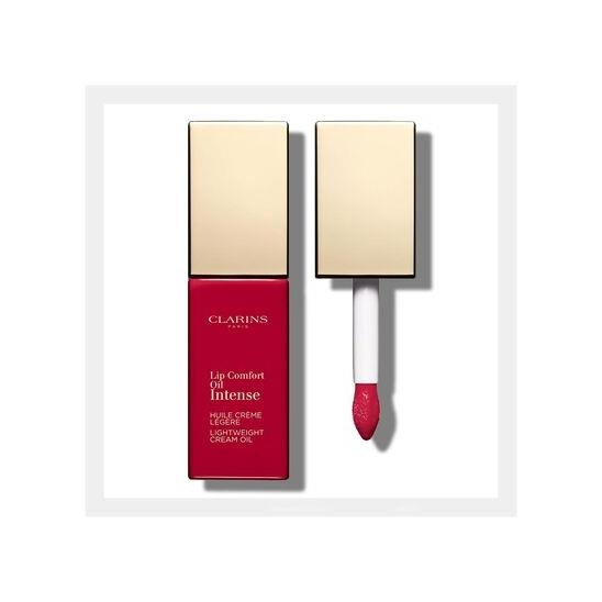Clarins Lip Comfort Oil Intense 07 Red Yoğun Dudak Yağı