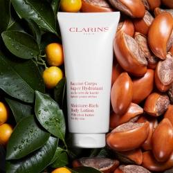 Clarins MOISTURE RICH BODY LOTION 200 ml - Nemlendirici Vücut Losyonu - Thumbnail