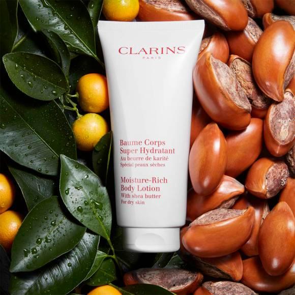 Clarins MOISTURE RICH BODY LOTION 200 ml - Nemlendirici Vücut Losyonu