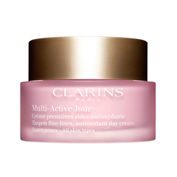 CLARINS - Clarins Multi Active Day Cream All Skin Types Tüm Cilt Tipleri Gündüz Kremi 50 ML