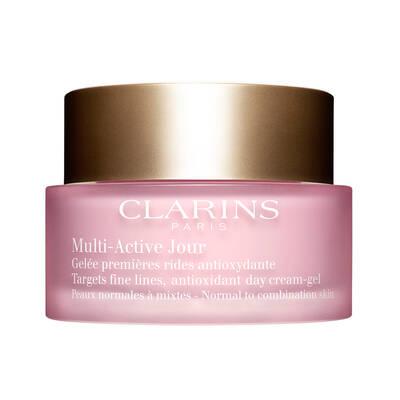 Clarins Multi Active Day Cream-Gel Normal to Combination Skin Normal-Karma Cilt Gündüz Kremi 50 ML