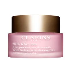 Clarins Multi Active Day Cream-Gel Normal to Combination Skin Normal-Karma Cilt Gündüz Kremi 50 ML - Thumbnail