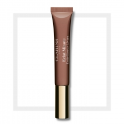 Clarins Natural Lip Perfector 06 Rosewood Shimmer Dudak Parlatıcı - Thumbnail