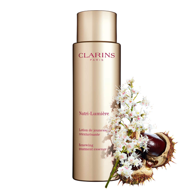 Clarins Nutri-Lumiere Treatment Essence Tonik Losyon 200 ML