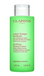 CLARINS - Clarins Purifying Toning Lotion 400 ml Karma/Yağlı Cilt Arındırıcı Tonik Losyon