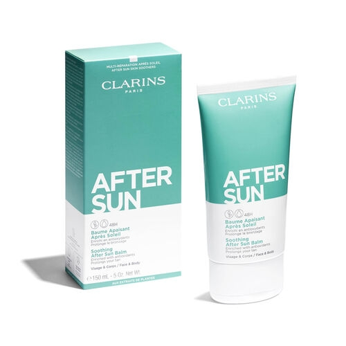 ClarinsSample After Sun Balm Face And Body 8ML