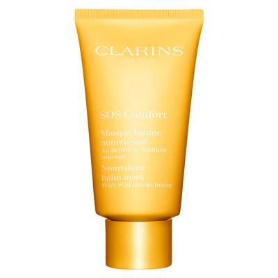 Clarins Sos Comfort Nourishing Balm Mask Anında Rahatlatıcı Maske 75 ML