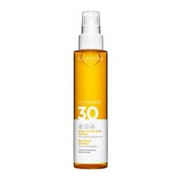 CLARINS Sun Care Body Oil-in-Mist SPF30 150ML - Yağ-Sprey Mist Kıvamında Vücut için Güneş Koruyucu - Thumbnail