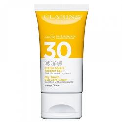CLARINS - CLARINS Sun Face Cream SPF 30 50ml - Yüz İçin Koruyucu Güneş Kremi