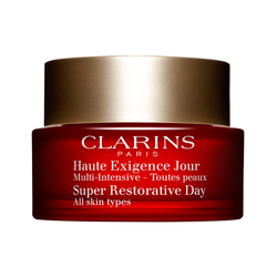 CLARINS - Clarins Super Restorative Day All Skin Types Yaşlanma Karşıtı Sıkılaştırıcı Gündüz Kremi 50 ML