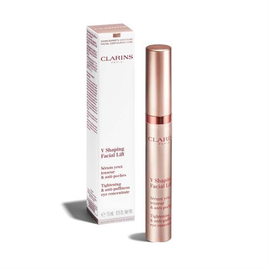 Clarins V Shaping Facial Lift Concentrate 20 ml - Sıkılaştırıcı ve Şekillendirici Göz Bakımı