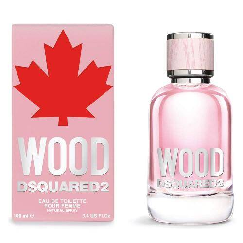 DSQUARED2 WOOD POUR FEMME EDT 100 ML