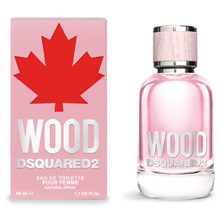 DSQUARED2 WOOD POUR FEMME EDT 50 ML