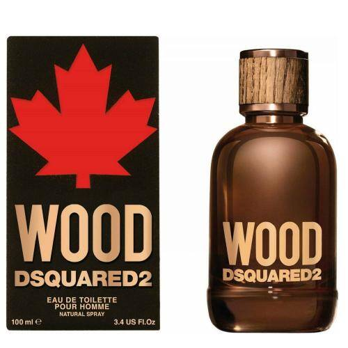 DSQUARED2 WOOD POUR HOMME EDT 100 ML