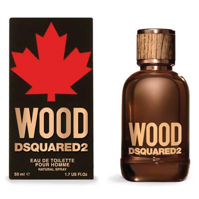 DSQUARED2 WOOD POUR HOMME EDT 50 ML