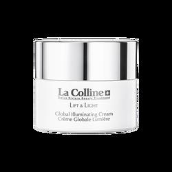LA COLLINE - Global Illuminating Cream 50 ML - Yüzü Sıkılaştıran ve Aydınlatan Yoğun Bakım Kremi