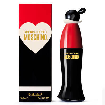 MOSCHINO CHEAP AND CHIC EDT 100 ML