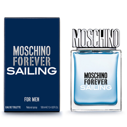 MOSCHINO FOREVER SAILING EDT 100 ML - Thumbnail