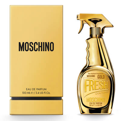 MOSCHINO GOLD FRESH COUTURE EDP 100 ML