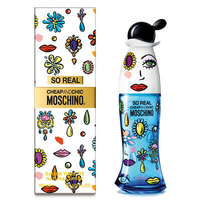 MOSCHINO SO REAL CHEAP AND CHIC EDT 100 ML