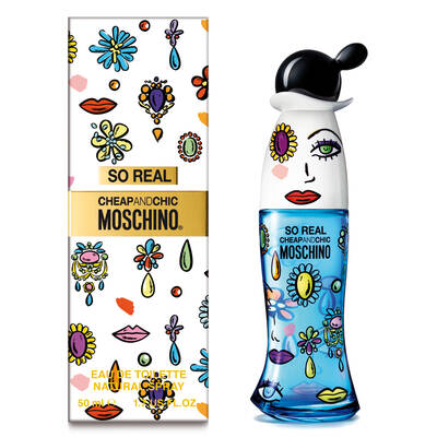 MOSCHINO SO REAL CHEAP AND CHIC EDT 50 ML