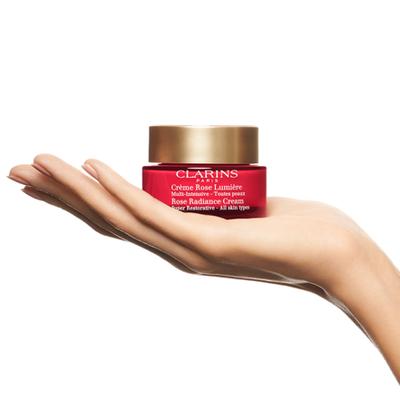 Rose Radiance Cream Yaşlanma Karşıtı Gündüz Kremi 50 ML