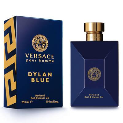 VERSACE DYLAN BLUE BATH & SHOWER GEL 250 ML