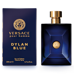 VERSACE DYLAN BLUE EDT 200 ML - Thumbnail