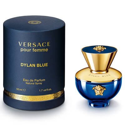 VERSACE DYLAN BLUE POUR FEMME EDP 50 ML