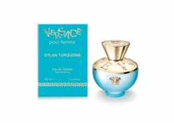 VERSACE DYLAN TURQUOISE EDT 100 ML - Thumbnail